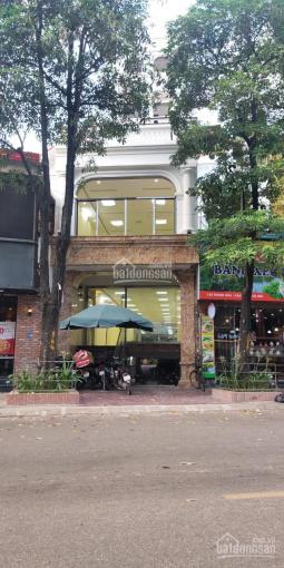 Chính chủ cho thuê cả nhà mặt phố Nguyễn Ngọc Nại, Hoàng Văn Thái 130m2 x 9t, mặt tiền 6,6m