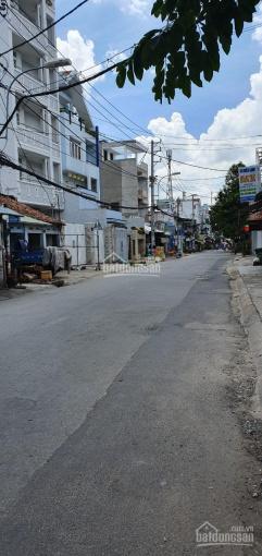Mặt tiền Đông Hưng Thuận 02, Phường Tân Hưng Thuận Q12 DT: 3.5 x 24m, cấp 4, giá 6.18 tỷ