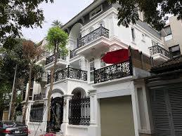 Cho thuê biệt thự, liền kề Trung Hòa, Vũ Phạm Hàm, 145m2, 5 tầng, giá 55 tr/th. 0984250719 ảnh 0