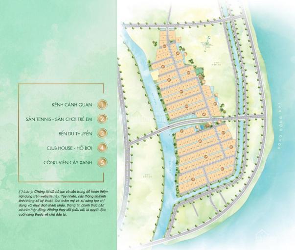 Bán nền biệt thự vườn Q9 phường Long Phước khu bán Đảo Long Phước CK 5% đến 18%: LH 0902537816 ảnh 0