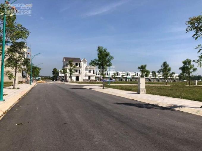 Bán đất Nguyễn Duy Trinh, Q2, gần chợ Tân Lập, dân cư hiện hữu, SHR, 90m2/2tỷ4 0902509278