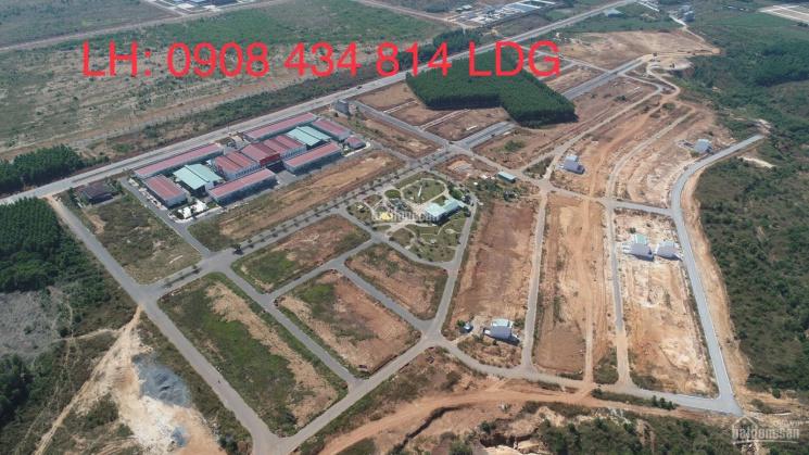 Bán đất nền đối diện KCN Giang Điền, có mặt tiền đường lớn, giá gốc chủ đầu tư: 0908.434.814