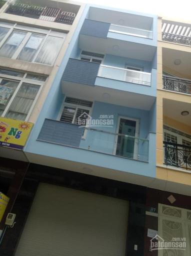 Cho thuê nhà mặt tiền Nguyễn Văn Công, phường 3, Gò Vấp, diện tích: 4x25m 3 lầu, 5PN= 20tr ảnh 0