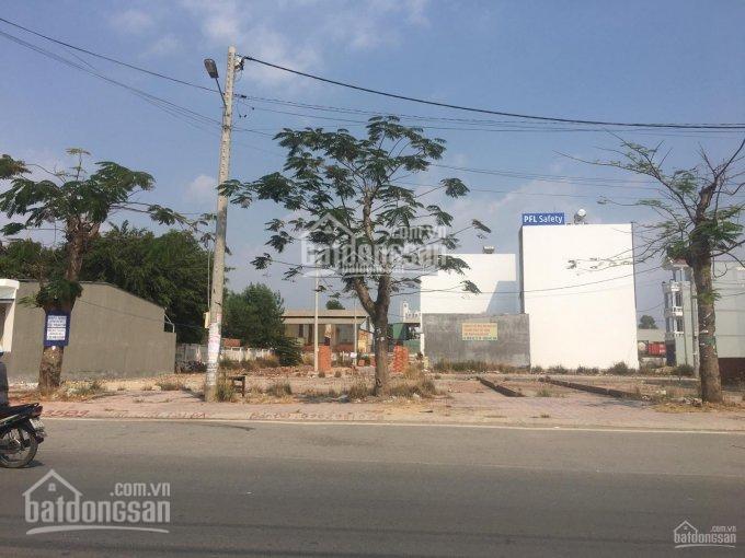 Bán gấp đất MT Nguyễn Văn Linh, P. 7, Quận 8, giá 1.4 tỷ, SHR, gần Chợ Bình Điền. LH: 0936960132 Vy ảnh 0