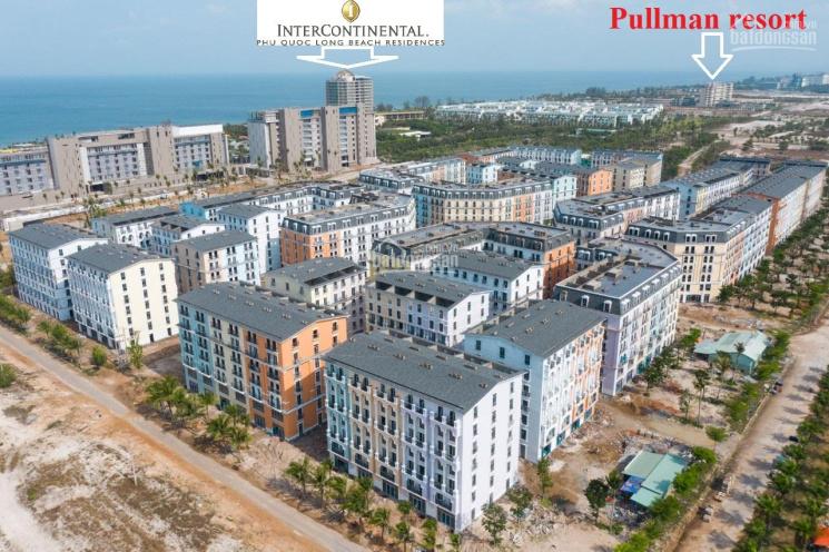 Bán khách sạn view biển, xây 7 tầng có 22 phòng, đã hoàn thiện, đối diện Intercontinental Phú Quốc ảnh 0