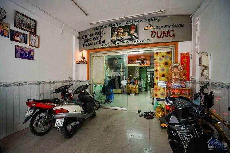 Nhà hẻm An Dương Vương, Quận 5, sổ hồng, cách chợ An Đông 600m - Rever Đăng Bán