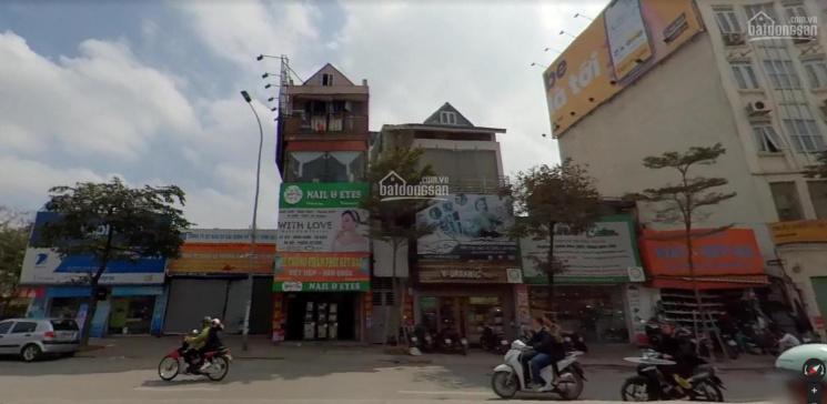 Chính chủ bán nhà mặt phố Tây Sơn, Đống Đa, Hà Nội, DT 60m2, MT 6m, giá 15 tỷ