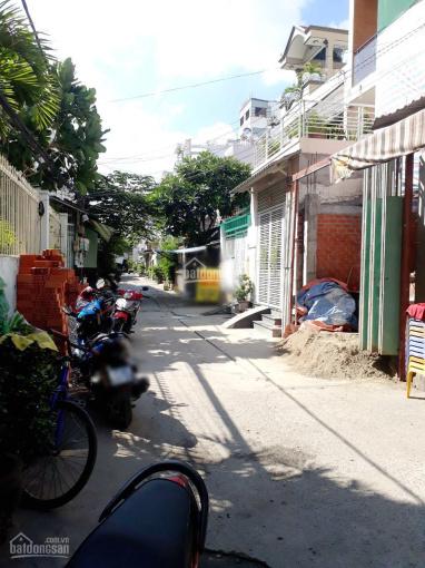 Bán nhà mặt tiền đường số 9 phường 4 quận 8, diện tích: 3.75x14m, kết cấu: nhà mới, 1 trệt, 1 lầu