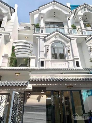 Bán nhà đẹp mới xây ngã 3 Bờ Băng, huyện Nhà Bè ảnh 0