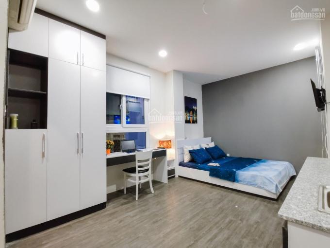 Phòng full nội thất đường Trần Bình Trọng, Q5