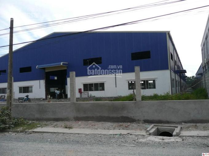 Cho thuê kho xưởng KCN Quất Động - Thường Tín - Hà Nội DT: 1500m2 và 4500m2 ảnh 0