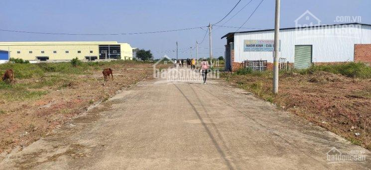 Cần bán 250m2 đất thổ cư ngay KCN Bắc Đồng Phú Bình Phước giá chỉ 350tr sổ hồng riêng từng nền