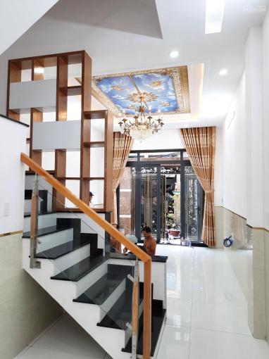 Nhà bán HXH Nguyễn Hới, P. An Lạc, Q. Bình Tân - Diện tích: 4m x 14m - Kết cấu: 3,5 tấm (DTCN 53m2) ảnh 0