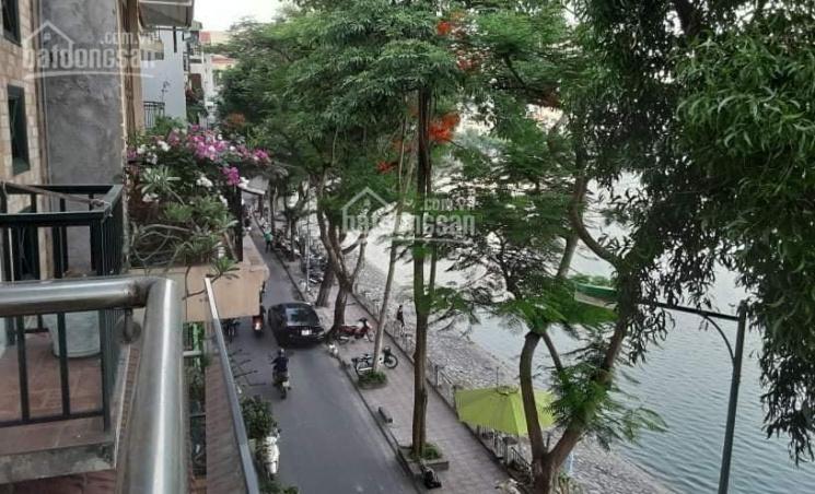 Bán nhà mặt phố, view hồ, kinh doanh, ô tô tránh, ở sướng, thỏa thuận