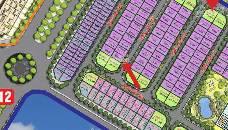 Chính chủ cần bán căn song lập San Hô 15 - 28 hướng Đông Nam, Vinhomes Ocean Park LH 0968855096