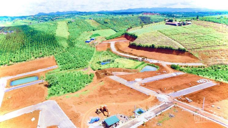 Bán đất 230m2 mặt tiền đường Lý Thường Kiệt, TP Bảo Lộc chỉ 5 triệu/m2. LH 0908982299