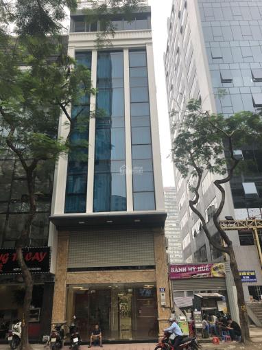 Cho thuê nhà mặt phố Lê Văn Lương, Thanh Xuân. LH 0984784911, DT 80m2 x 7T, MT 6,5m, giá 60tr/th