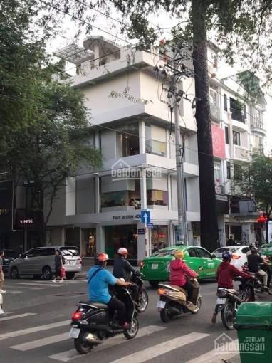 Cho thuê nhà mặt tiền Lý Tự Trọng - Thủ Khoa Huân, 9x23m, 3 lầu 255 tr/th