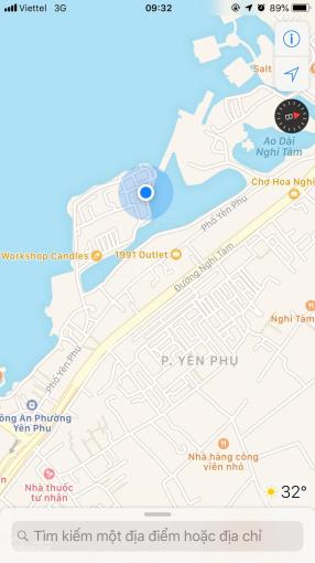 Bán nhà mặt phố Vũ Miện - Bán đảo Tây Hồ - Phường Yên Phụ - Tây Hồ, DT 225m2 xây 6 tầng ảnh 0