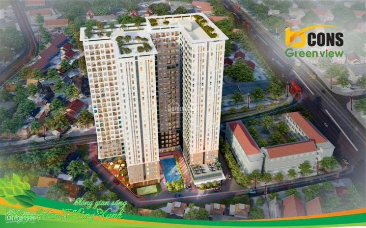 Bcons Green View chỉ còn 8 căn giá gốc CĐT thanh toán 150tr nhận 2 chỉ vàng, đi về trung tâm SG 30p