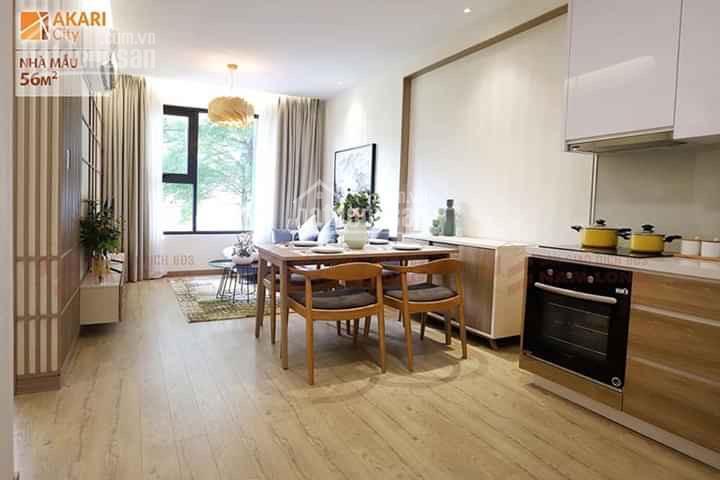 Cần bán lại căn hộ Akari City CĐT Nam Long, giai đoạn 1 đầu tư tốt 2PN, 2.050 tỷ, 0909425758