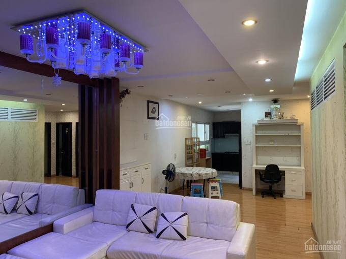 Cho thuê căn hộ cao cấp Phúc Thịnh Quận 5, 3 PN. Giá 12 triệu/th