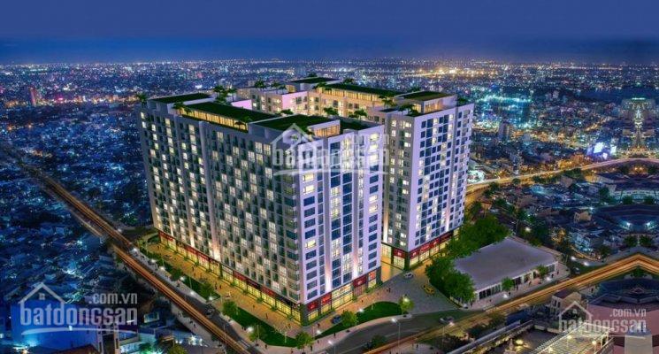 Cho thuê gấp CHCC Sky Center Q. Tân Bình, 74m2, 2PN, giá 14 triệu/tháng, LH 0386193995