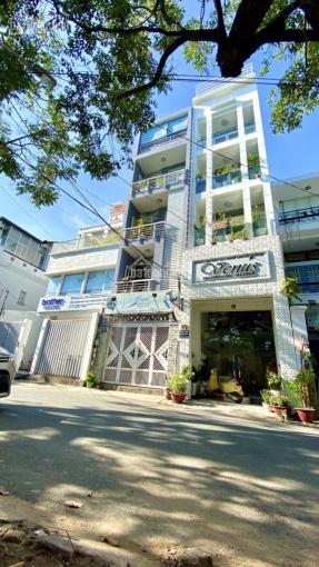 Cho thuê nguyên căn MT trung tâm đường Trần Khánh Dư - Q1 trệt 5 lầu có 8 phòng. DT 4.3x18m