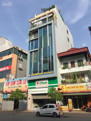 Cho thuê văn phòng tầng 4-5 mặt phố Yên Lãng