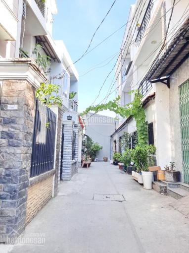 Bán nhà 1 lầu hẻm 1982 đường Huỳnh Tấn Phát, huyện Nhà Bè ảnh 0
