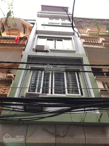 Nhà đẹp mặt phố, KD vượng lộc, ô tô, hiếm độc P. Thái Hà 78 m2,4T, MT 5.3 m, giá 11.5 tỷ