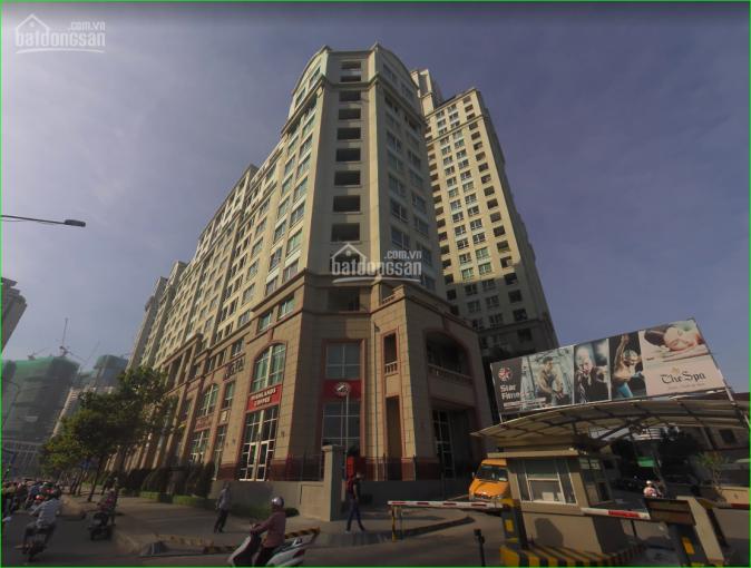 CC cho thuê tòa nhà văn phòng và CHDV H + T + 6L + TM + 25 CHDV CC có hồ bơi 400m2 giá 150 triệu TL