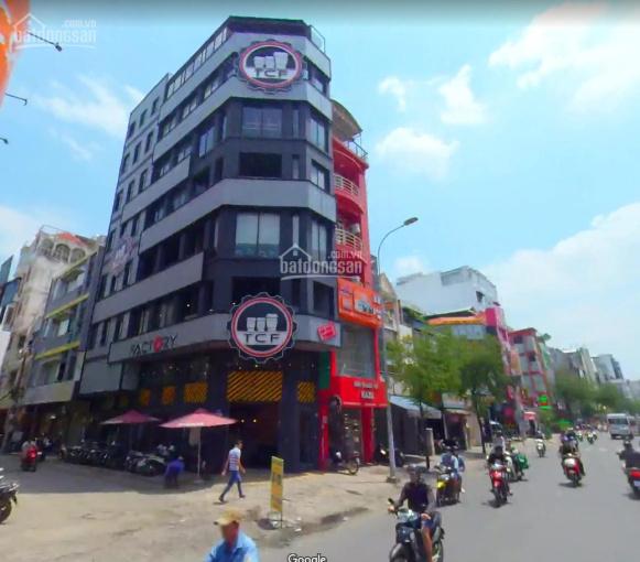 Chính chủ cho thuê nhà số 591/593/595 2 mặt tiền đường Sư Vạn Hạnh, Phường 12, Quận 10 0909828996