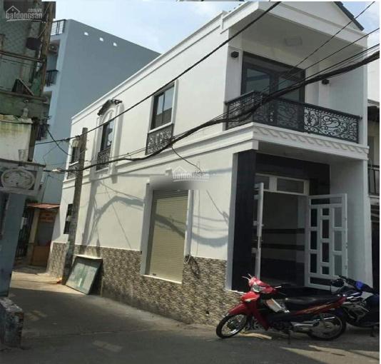 Bán nhà góc 1 lầu rất đẹp hẻm xe tải 7m Nguyễn Văn Luông Q. 6
