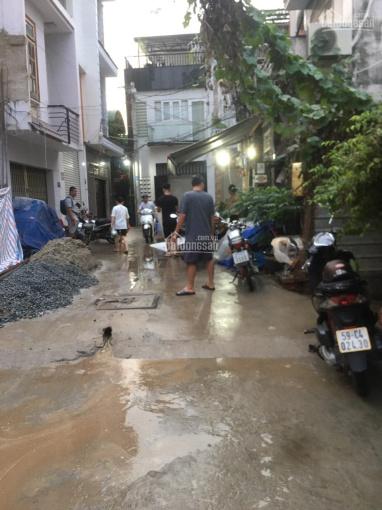 Bán nhà cấp 4 hẻm 6m đường Nguyễn Xí ảnh 0