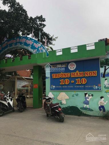 Chính chủ cần bán đất 42m2 tại Yên Vĩnh, Kim Chung, Hoài Đức (cạnh trường mầm non 10 - 10)