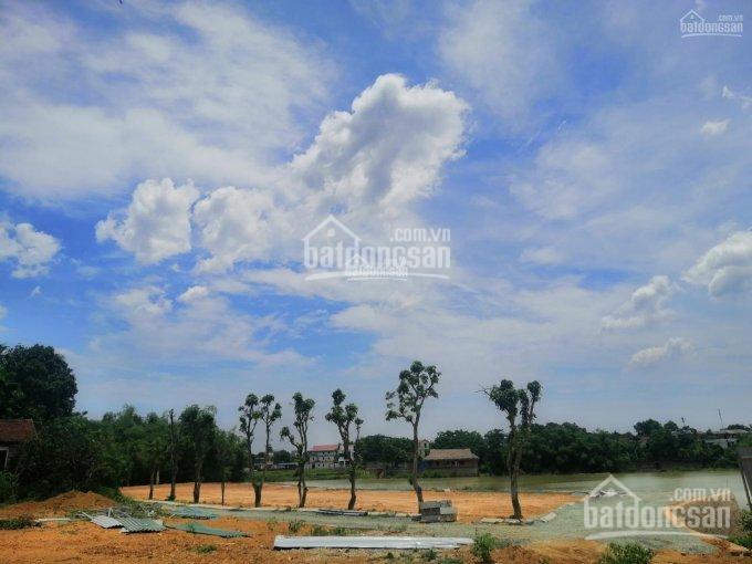 Bán đất view hồ cực đẹp ngay sát khu CNC Hòa Lạc giá chỉ từ 1,3 tỷ, mua ngay khi còn quá rẻ
