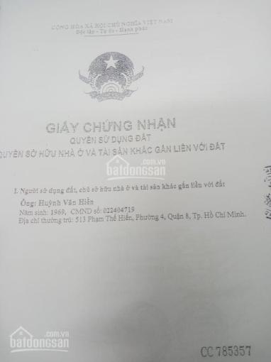 Còn vài lô trong KDC Bình Thành, Bình Hưng Hòa B, Bình Tân, giá chỉ 1.5 tỷ, đã có sổ, 0586343602 ảnh 0