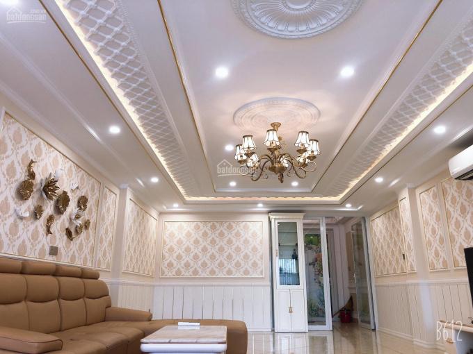 Bán nhà cực đẹp KDC 6B Intresco Phạm Hùng, 100m2 hầm trệt 3 lầu SHR 8.45 tỷ
