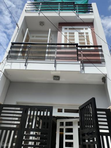 Cần bán nhà mặt tiền nội bộ đường Số 2A, Bình Hưng Hòa A, Bình Tân, 1 trệt 2 lầu, 4x12m SHR ảnh 0