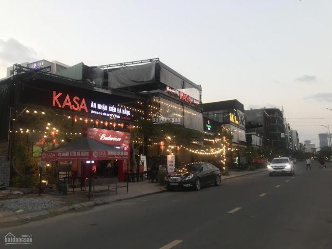 Cho thuê nhà mặt tiền 8m Trần Phú, TTTP Đà Nẵng