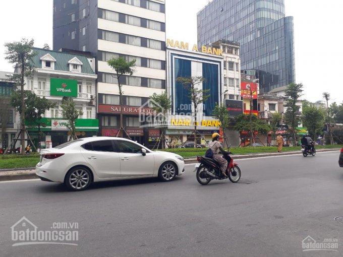 Bán tòa nhà văn phòng mặt phố Liễu Giai - Ba Đình - 400m2 - 10 tầng - 175 tỷ