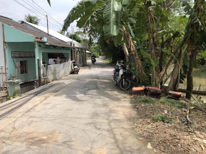 Bán nền đẹp siêu rẻ - Rạch Ngã Bát - cách Trương Vĩnh Nguyên 150m - lộ đã nâng cấp 4m oto - bao khô