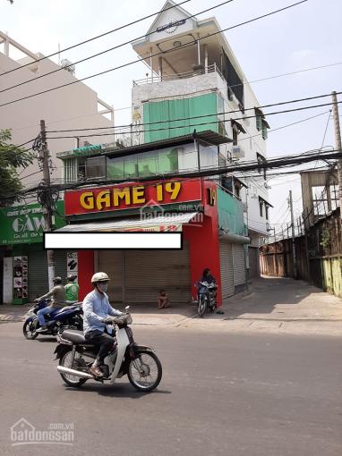 Góc 2 mặt tiền Hậu Giang, 5x17m, 2 lầu, 1 ST khúc KD shop, ăn uống