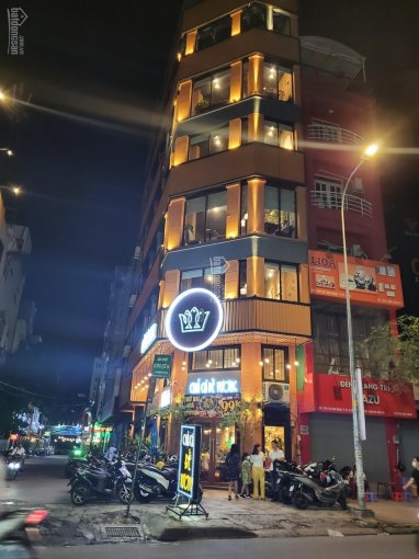 Bán nhà góc 2 hẻm 8m Nguyễn Thiện Thuật, Q3, DT: 4.5X15m, 4 lầu mới, 16 tỷ TL