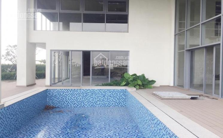 Bán căn hộ Pool Villa tại Đảo Kim Cương, Quận 2, diện tích 850m2 view trực diện sông SG, Q1 ảnh 0