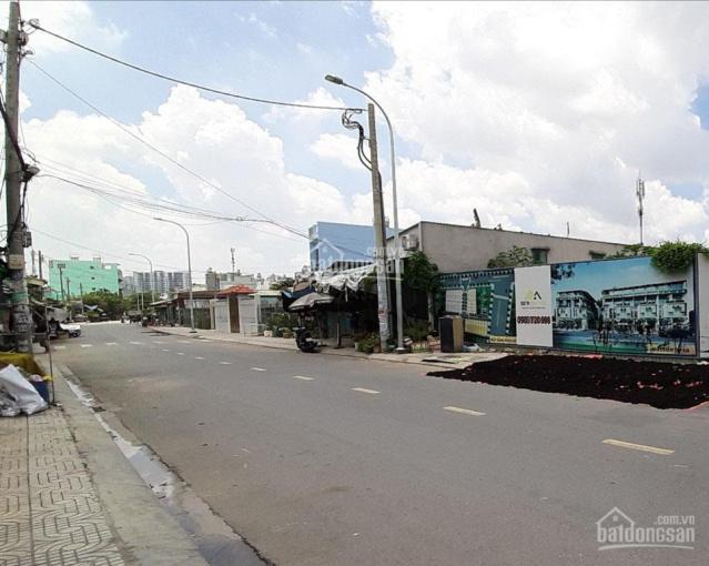 Chính chủ bán nền thổ cư Bình Tân, Bình Hưng Hòa, sổ đỏ, mặt tiền đường số 7. LH 0903720698 ảnh 0