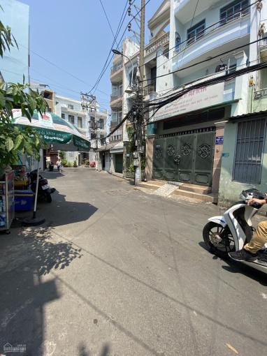 Bán nhà HXH 7m thông Phạm Huy Thông, P6, Gò Vấp, DT: 5x16m, DTCN 80m2, 7.8 tỷ TL. LH 0909 255 594 ảnh 0