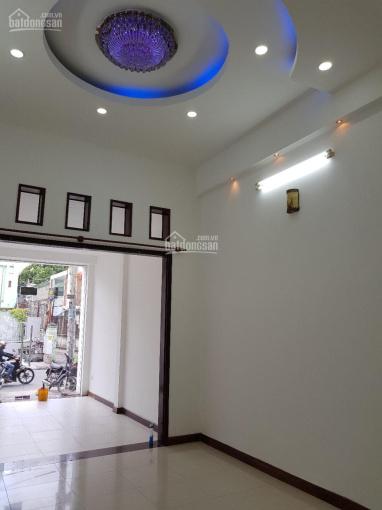 Bán nhà MT 1 trệt, lửng, 1 lầu, đường Nguyễn Văn Đậu, P6, Quận Bình Thạnh, HCM ảnh 0