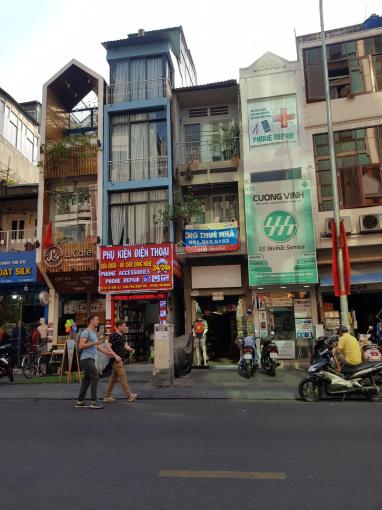 Kẹt tiền cần cho thuê gấp nguyên căn mặt tiền chợ An Đông, DT: 8x15m, gía chỉ 40tr/th